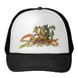 Spaznicks Logo Mesh Hats