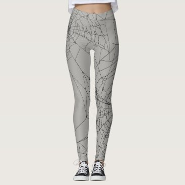 Spder webs leggings