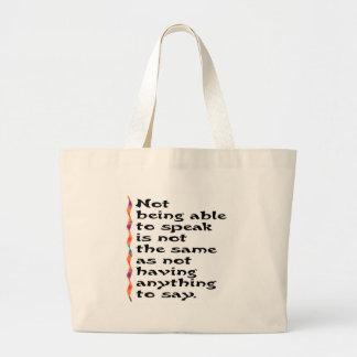 Speak Bags
