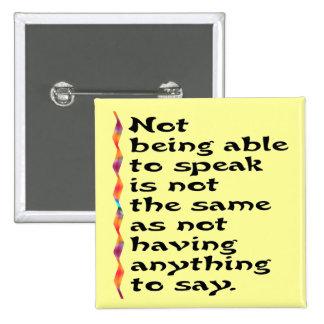 Speak Buttons