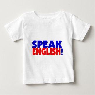 Speak English (color) Infant Toddler TShirt
