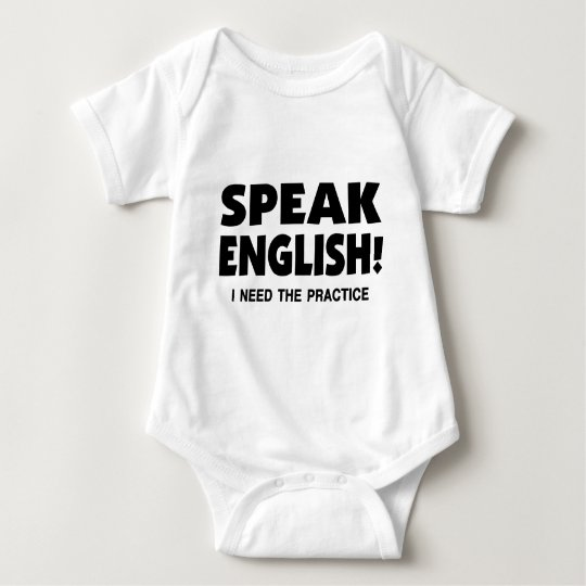 Speak English Humor Creeper