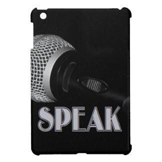 Speak iPad Mini Case
