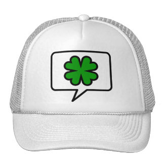 Speak Irish Now Cap Trucker Hat