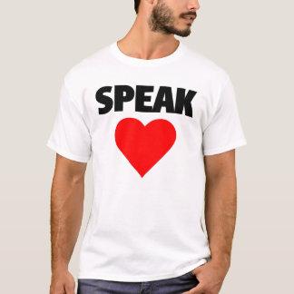 Speak Love T-Shirt
