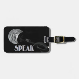 Speak Tag For Luggage