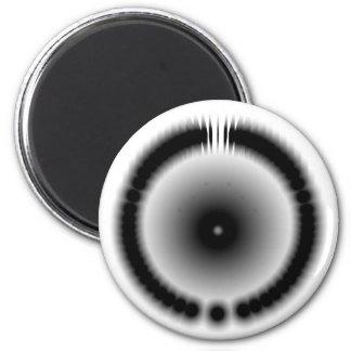 Speak 2 Inch Round Magnet