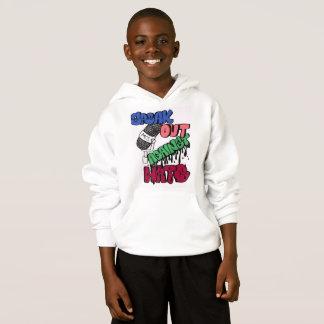 Speak Out Against Hate Kids Sweatshirt