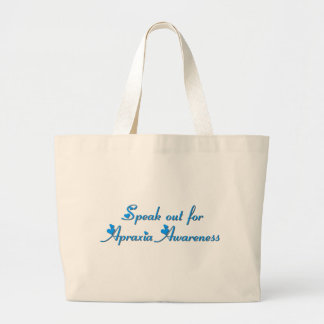 Speak Out! Tote Bags