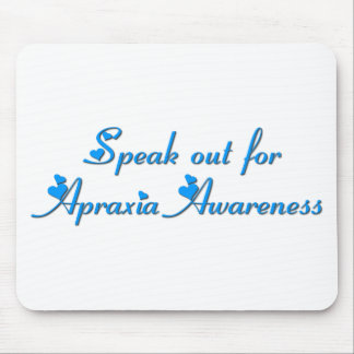 Speak Out! Mouse Pad