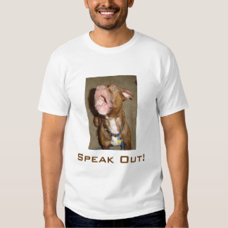 Speak Out! T-shirts