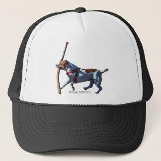 SPEAK SOFTLY TRUCKER HAT
