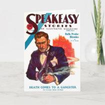 Speakeasy Card