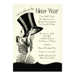 Speakeasy Roaring 20's New Year's Eve Party Announcements