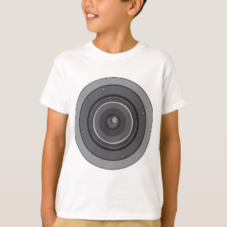 Speaker Audio ~ Sub woofer Music T-Shirt