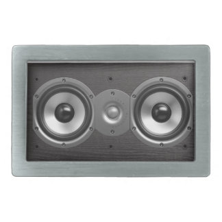 Speaker Belt Buckle