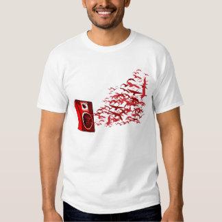 Speaker Birds Shirt