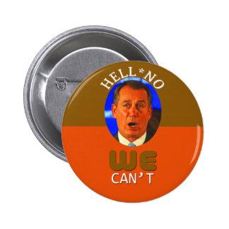 Speaker Boehner's Famous Words Button