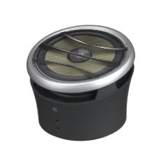 Speaker Bumpster at Zazzle
