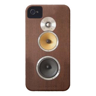 Speaker Case-Mate iPhone 4 Cases