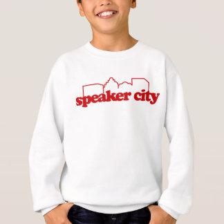 Speaker City old school Sweatshirt