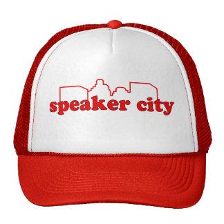 Speaker City Trucker Hat