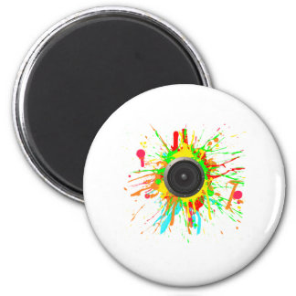 Speaker Cone Magnet