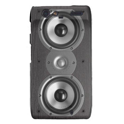 Speaker - Droid RAZR Case