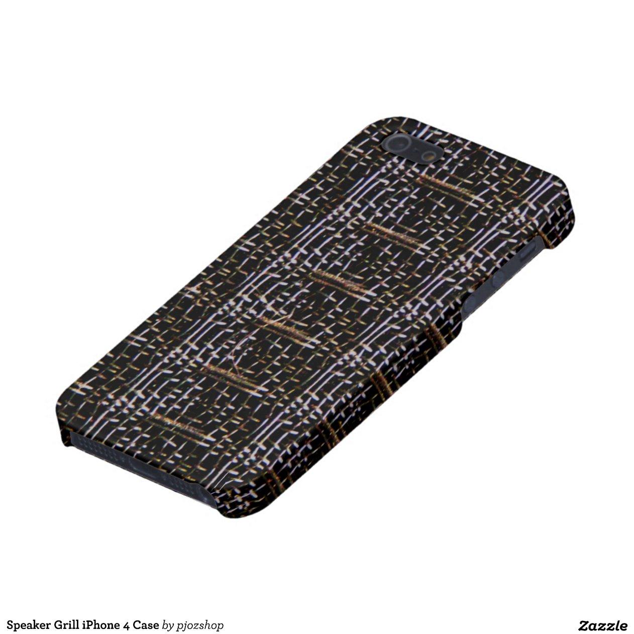 1 Speaker Working Iphone 4 Speaker Grill Iphone Case Rddcbaafdffbb Vxv Byvr