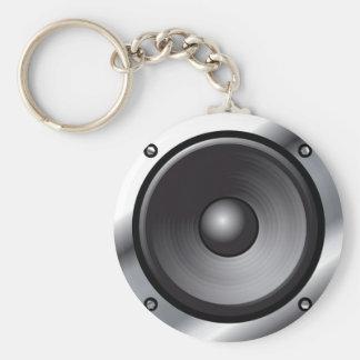 Speaker Keychain