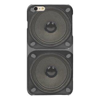speaker matte iPhone 6 plus case