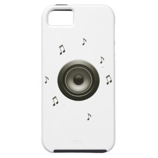 Speaker Melody iPhone 5 Cases
