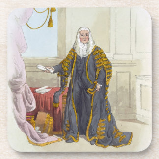 Speaker of the House of Commons, from 'Costume of Coaster