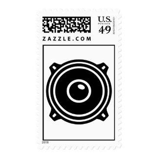 Speaker Postage Stamps