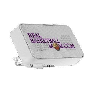 Speaker Real Basketball Mom