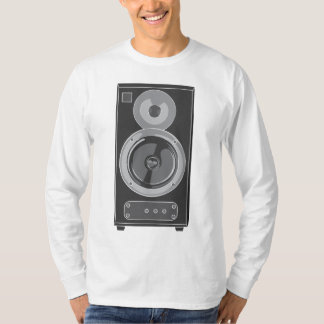 Speaker ~ Stereo Music Audio Retro / Vintage T-Shirt