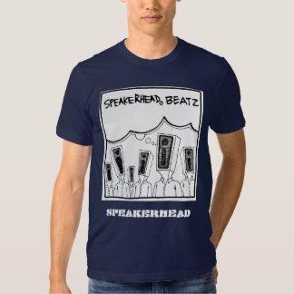 SPEAKERHEAD BEATS T-SHIRT