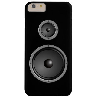 Speakers Barely There iPhone 6 Plus Case