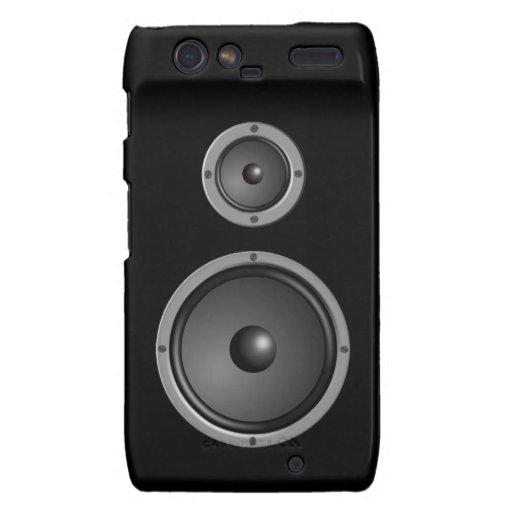 Speakers Motorola Droid RAZR Case