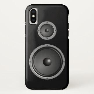 Speakers iPhone X Case
