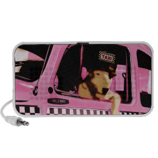 """speakers """"taxi dog"""""""