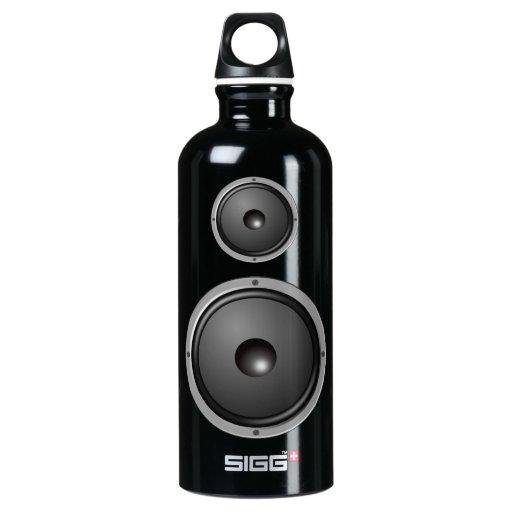 Speakers Water Bottle