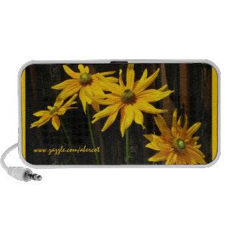 Speakers - Yellow Daisies