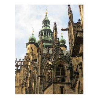 """speaking in holy tones"" - St. Vitus Postcard"