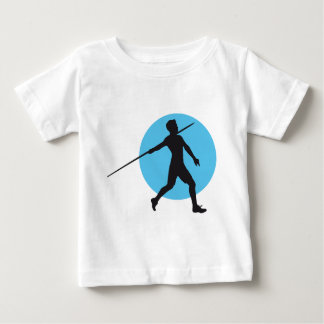 spear throwing baby T-Shirt