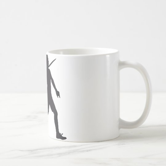 spear throwing coffee mug