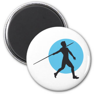 spear throwing refrigerator magnets