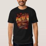Spear Woman: Men's Basic Dark T-Shirt