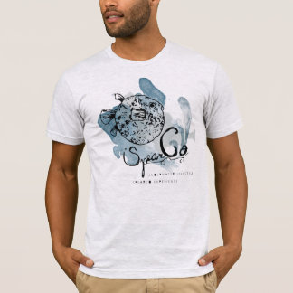 SpearCo t-shirt.  Hold Your Breath T-Shirt