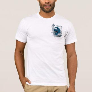 SpearCo t-shirt. Skull T-Shirt